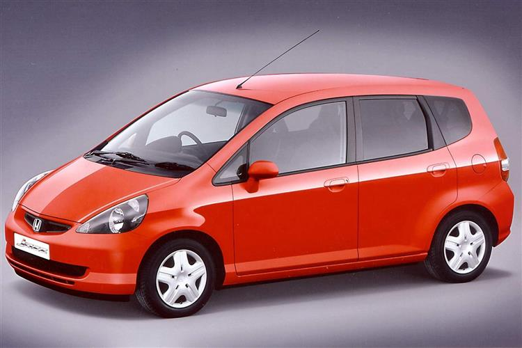 New Honda Jazz (2001 - 2008) review