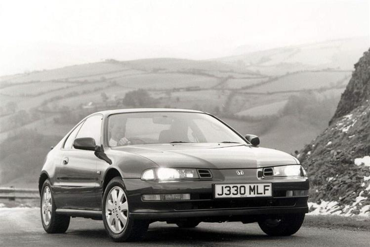 New Honda Prelude (1992 - 2000) review