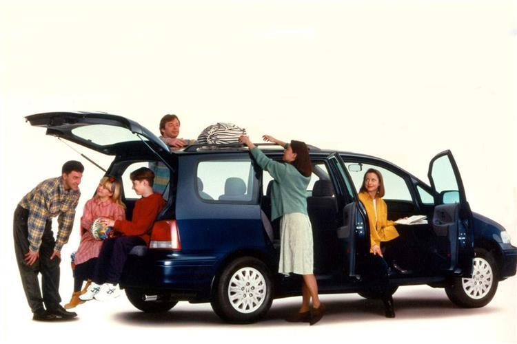 New Honda Shuttle (1995 - 2000) review