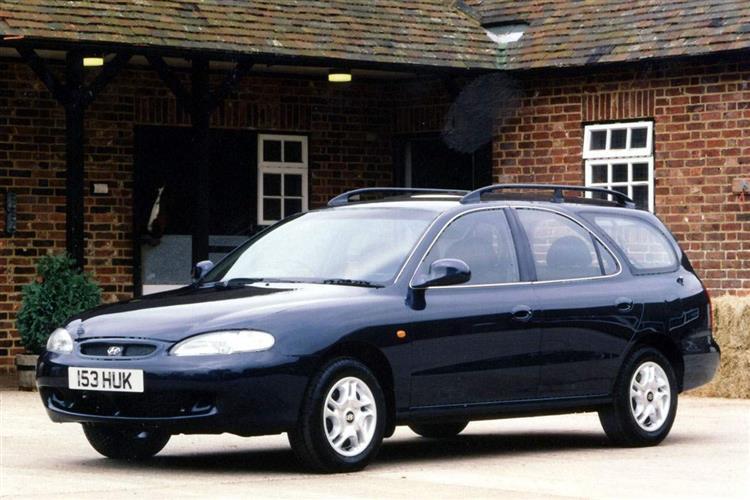 New Hyundai Lantra (1991 - 2000) review