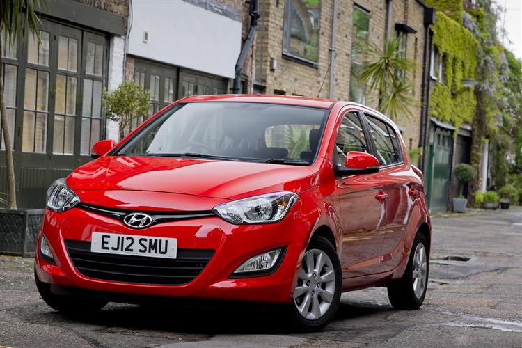 אולטרה מידי Hyundai i20 (2012 - 2014) used car review   Car review   RAC Drive HK-11