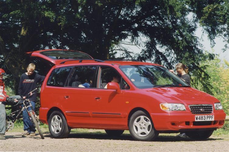 New Hyundai Trajet (2000 - 2008) review