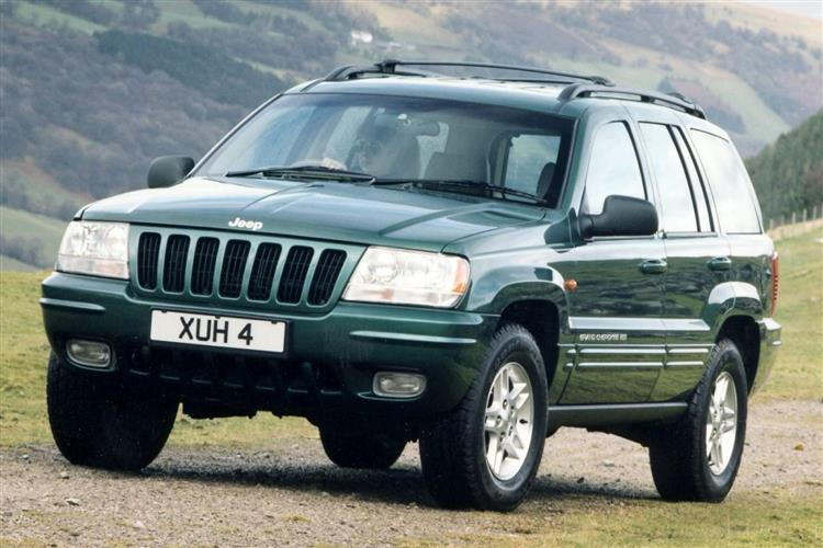 New Jeep Grand Cherokee (1999 - 2005) review