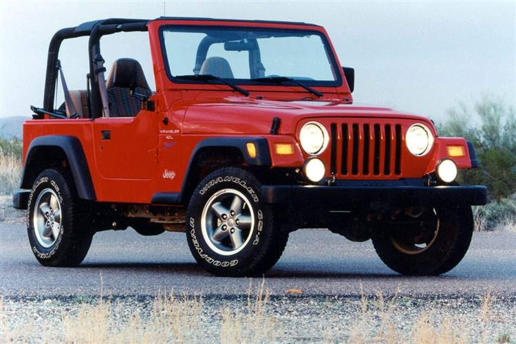 New Jeep Wrangler (1996 - 2008) review