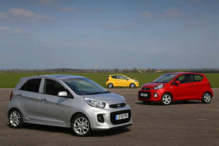 New Kia Picanto (2011 - 2017) review