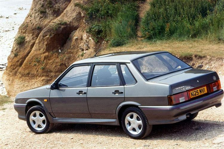 New Lada Samara (1987 - 1997) review