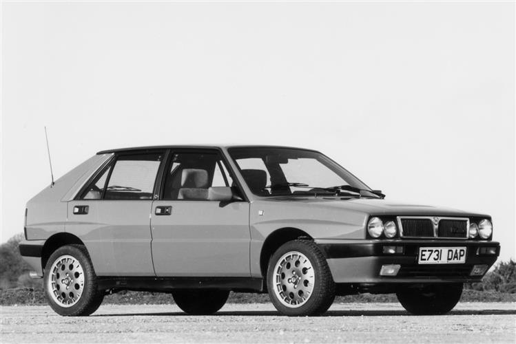 New Lancia Delta HF IntegraLE (1987 - 1993) review