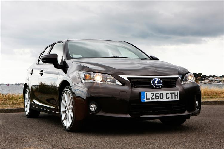 New Lexus CT 200h (2011 - 2014) review