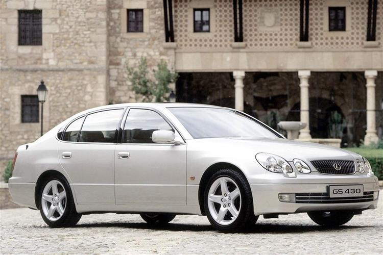 New Lexus GS 430 (2000 - 2005) review