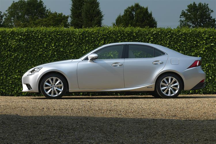 New Lexus IS (2013 - 2016) review