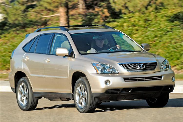 New Lexus RX 400h (2005 - 2009) review