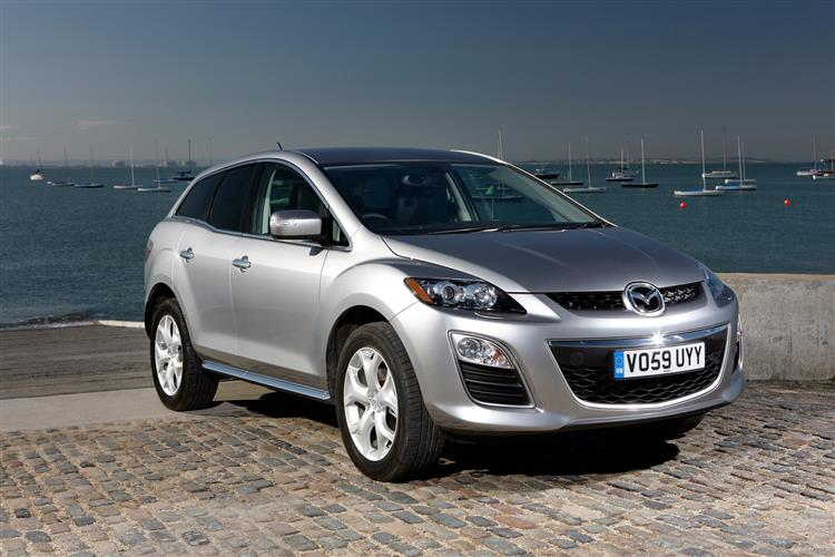 New Mazda CX-7 (2007 - 2012) review