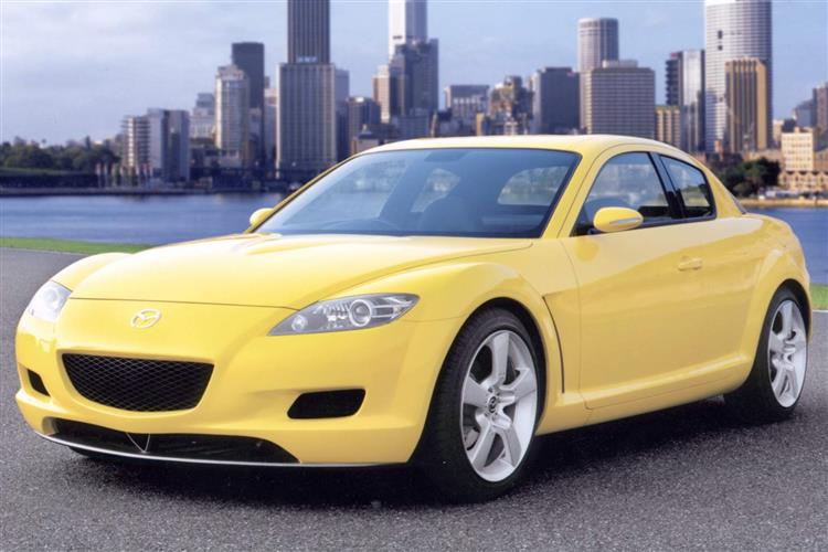 New Mazda RX-8 (2003 - 2010) review
