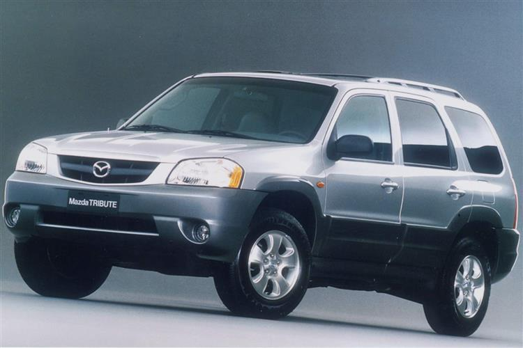 New Mazda Tribute (2001 - 2004) review