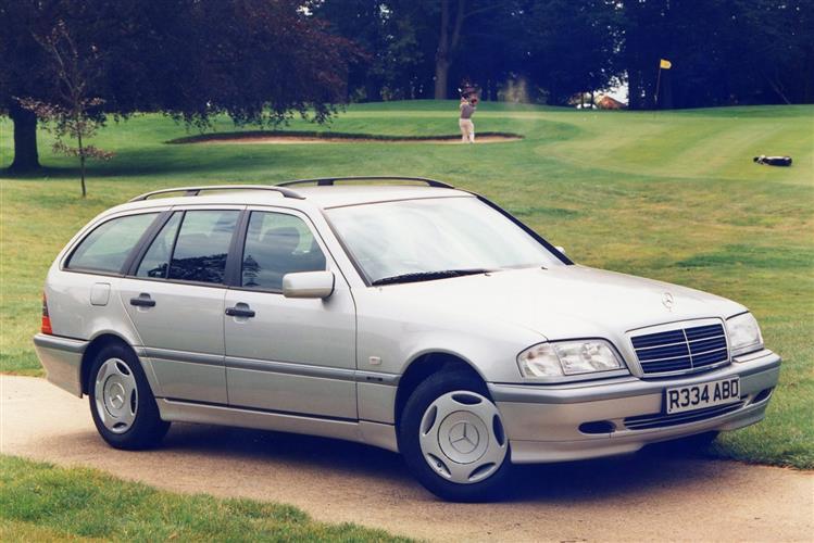 New Mercedes-Benz C-Class Estate (1996 - 2001) review