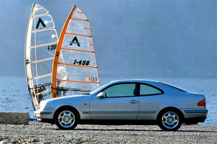 New Mercedes-Benz CLK-Class (1997 - 2002) review