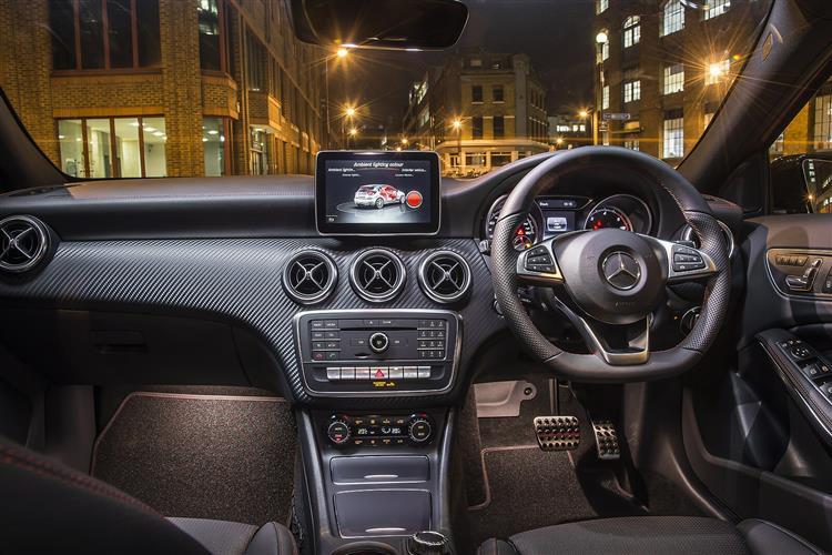 Mercedes Benz A CLASS A200 AMG Line Executive 5dr Auto