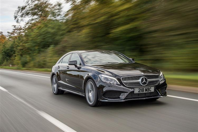 New Mercedes-Benz CLS (2014 - 2017) review