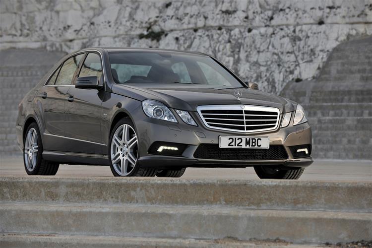 New Mercedes-Benz E-Class (2009 - 2013) review