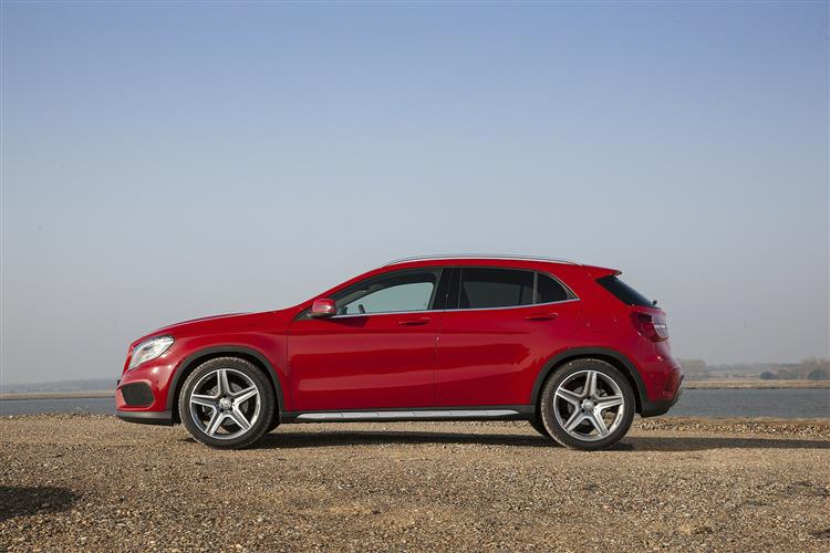 New Mercedes-Benz GLA (2014 - 2017) review