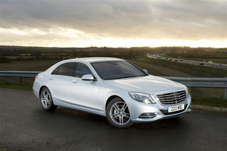New Mercedes-Benz S-Class saloon (2013 - 2017) review