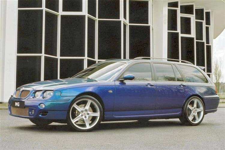 New MG ZT - T (2001 - 2005) review