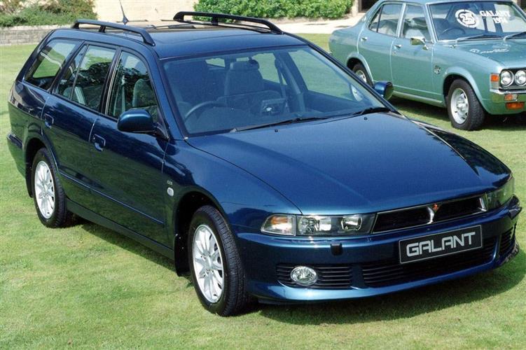 New Mitsubishi Galant (1988 - 2003) review