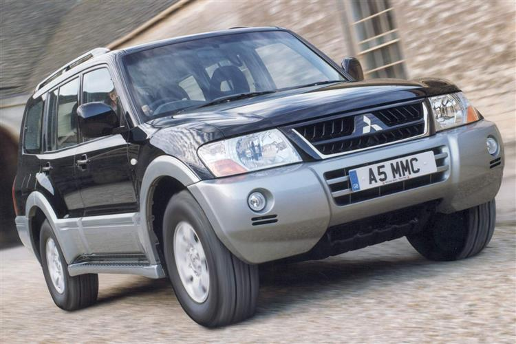 New Mitsubishi Shogun (2000 - 2006) review