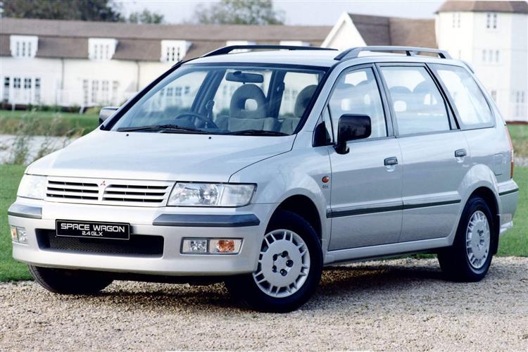 New Mitsubishi Space Wagon (1999 - 2004) review