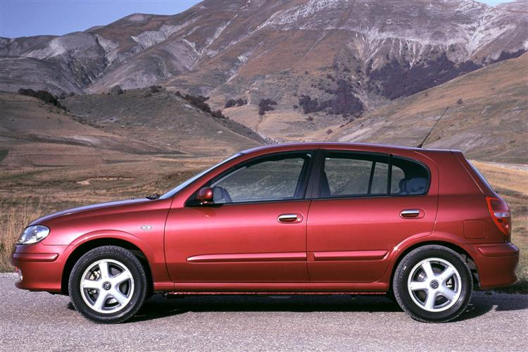 New Nissan Almera (2000 - 2007) review