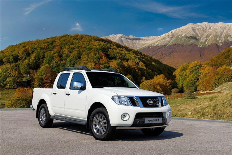New Nissan Navara (2010 - 2015) review