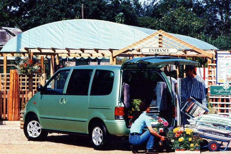 New Nissan Serena (1993 - 2002) review