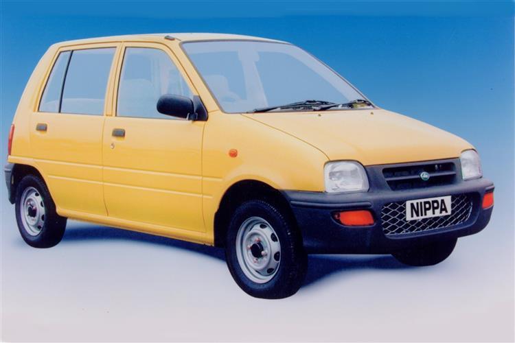 New Perodua Nippa (1997 - 2001) review
