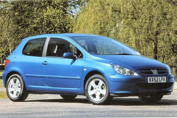 New Peugeot 307 (2001 - 2007) review