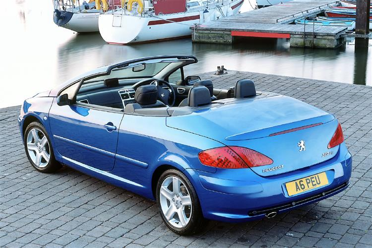 New Peugeot 307 CC (2003 - 2009) review