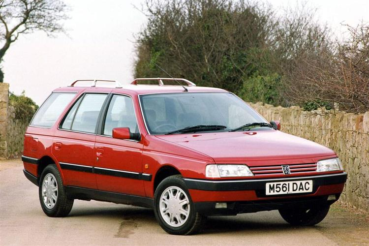 New Peugeot 405 (1988 - 1997) review