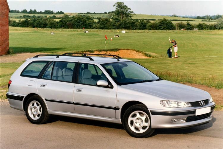 New Peugeot 406 Estate (1999 - 2004) review