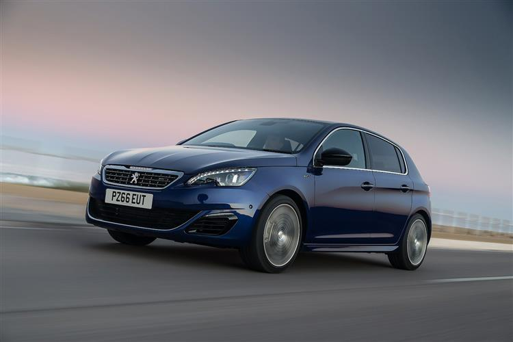 New Peugeot 308 (2013 - 2017) review