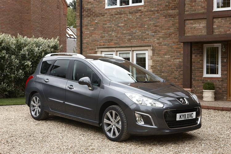 New Peugeot 308 SW (2011 - 2013) review
