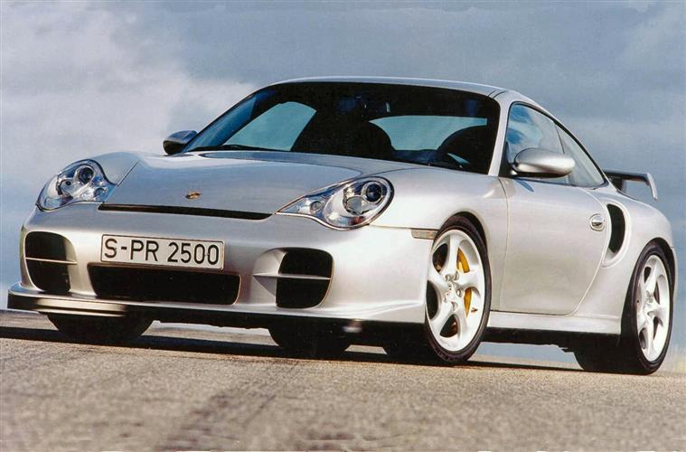 New Porsche 911 GT2 (996 Series) (2002 - 2004) review