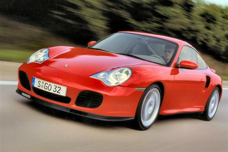 New Porsche 911 Turbo (996 Series) (2000 - 2005) review