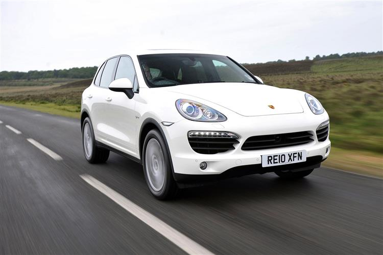 New Porsche Cayenne (2010 - 2014) review
