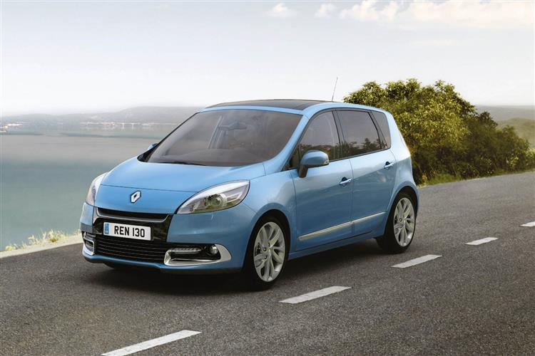 New Renault Scenic (2012 - 2013) review
