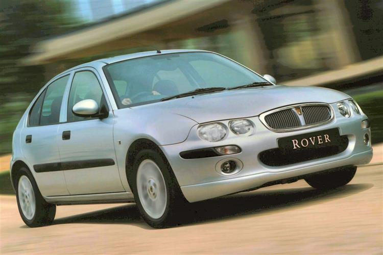New Rover 25 (1999 - 2005) review