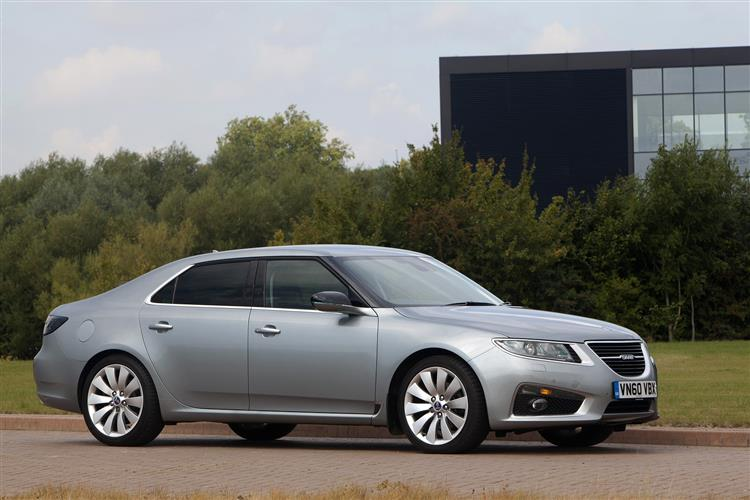 New Saab 9-5 (2010 - 2012) review