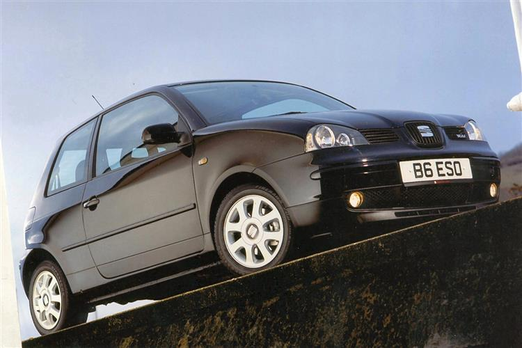 New SEAT Arosa (1997 - 2005) review