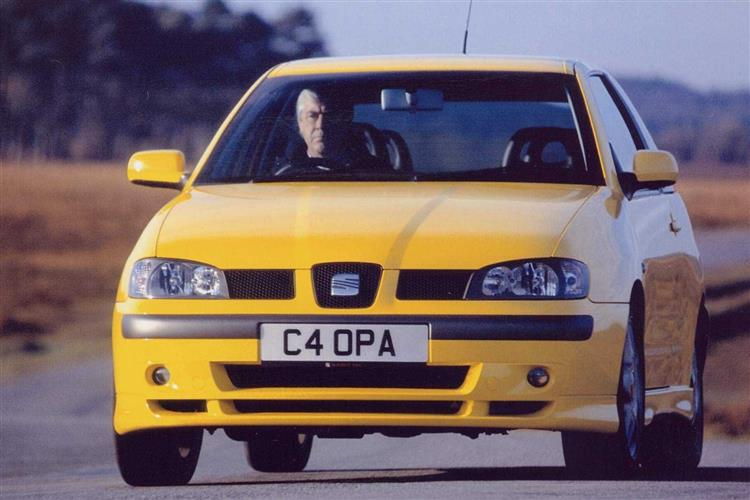 New SEAT Ibiza (1999 - 2002) review