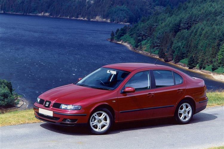 New SEAT Toledo (1999 - 2005) review