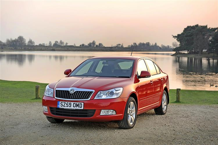 New Skoda Octavia (2009 - 2013) review