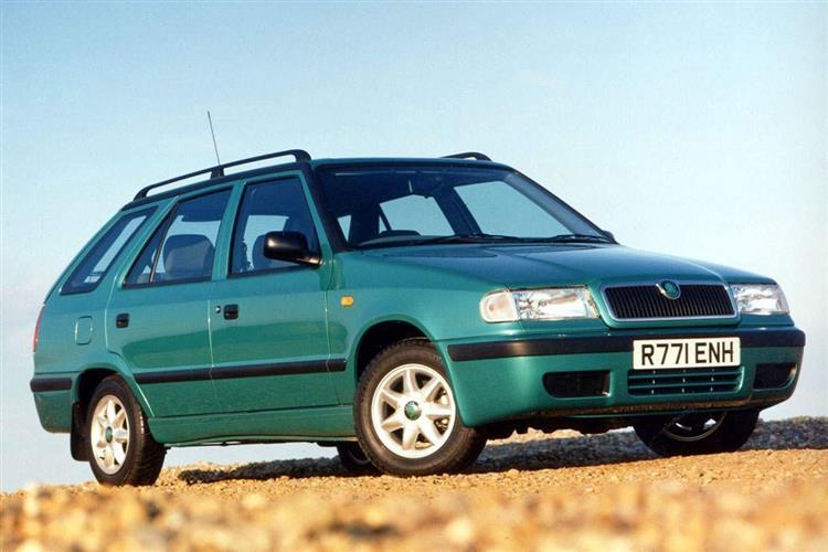 New Skoda Felicia (1995 - 2001) review
